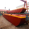 Hydraulic Diesel Power Type Submersible Dredger River Jet Suction Dredger Machinery