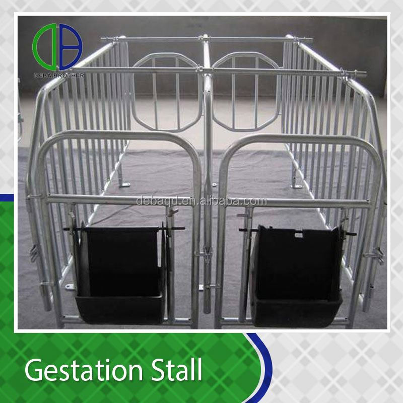 Livestock Equipment Metal Cage For Pig