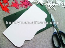 coated white cardboard paper/FBB /GC2/SBS