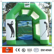 2014 Inflatable Golf Cage for Golf Sports