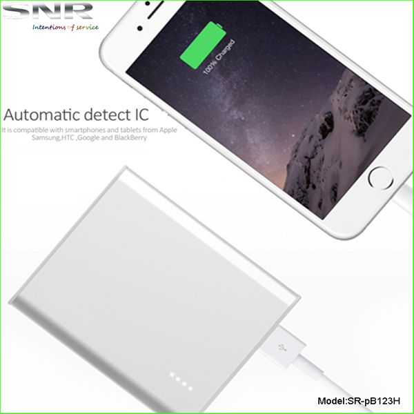 Universal cell phone battery charger mobile rohs 12000mah portable factory supply power pack