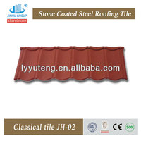 Metal roof suppliers--bitumen shingle roof tiles