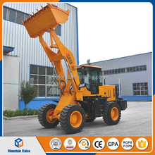 Front Loader Hydraulic Press Construction Machine