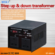 500va 500w small capacity 110v to220v 220v to 110v transformer