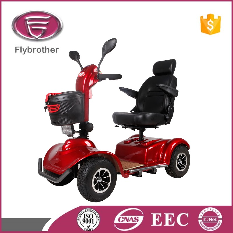 hospital CE Certificate four wheel electric scooter
