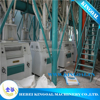 European standard large scale Grain pulverizing mill