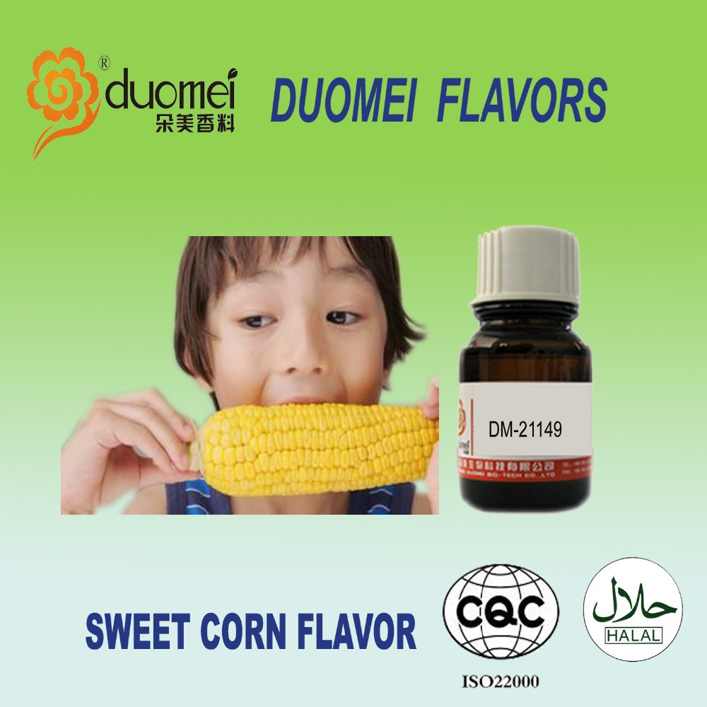 DM-21149 Fresh Sweet Fruit Corn Flavors & Fragrance essence