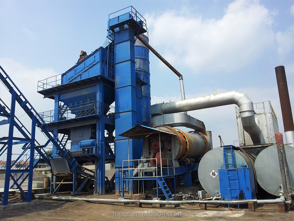 China Good Quality 120T/H asphalt mixing plant price,hot sale mobile asphalt mixing plant for sale