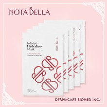 Nota Bella face mask beauty for moisturizing silk face mask