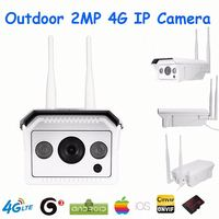 Security Protection Outdoor CCTV P2P Wireless