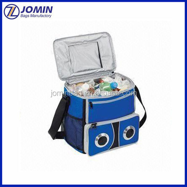 Xiamen BSCI factory audit picnic bag with bluetooth speaker