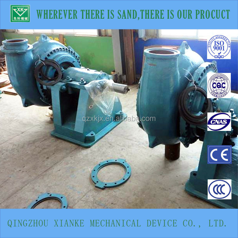 Centrifugal water pump/drainage pumps/ mining slurry pumps