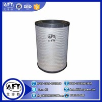 Auto parts Truck air filter for scania AF25614