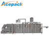 Automatic 100g standard sachet doypack roll powder filling machine