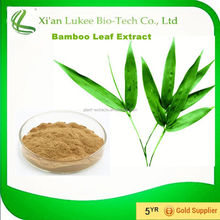 Cosmetic metarial bamboo leaf extract / bamboo shavings extract powder