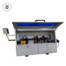 Semi-auto Straight Edge Banding Machine for PVC