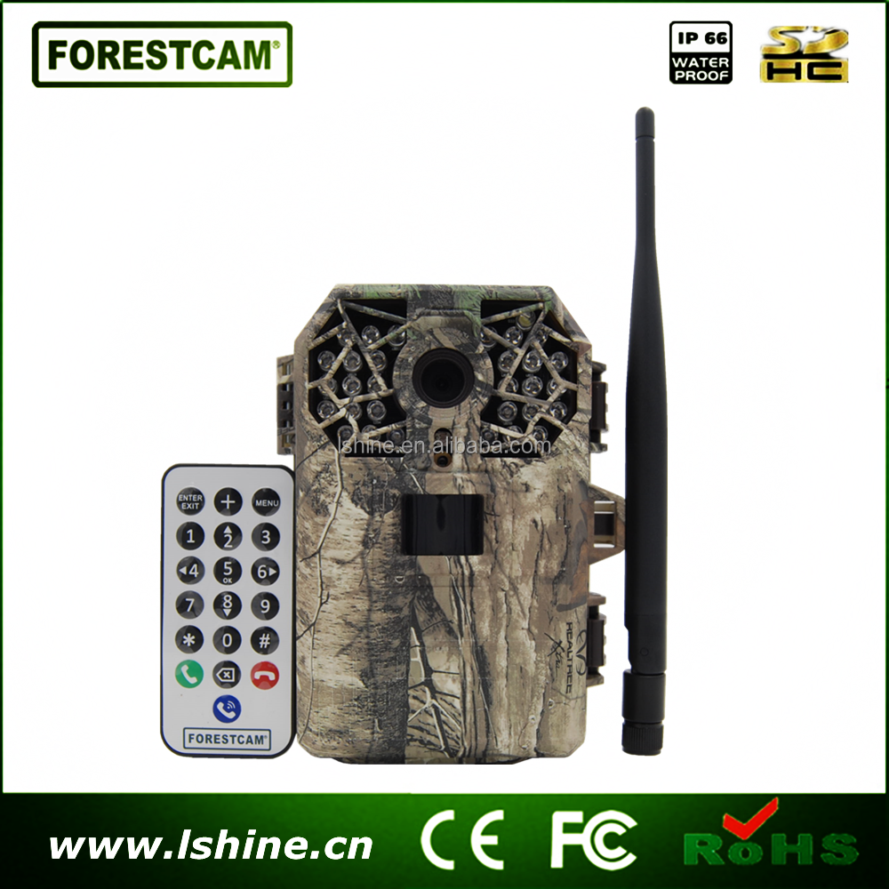 Camo invisible gprs gsm mms sms security camera with SMTP function
