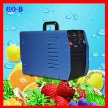 Free Shipping Ozone Generator 5G/Hr Electric Vegetable Fruit Washer Food Sterilizer Refrigerator Deodorizer Cleaner
