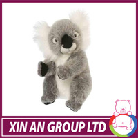 ICTI and SEDEX audit peluche wholesale OEM design Australia koala bear