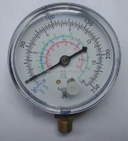 Stainless steel freon manometer