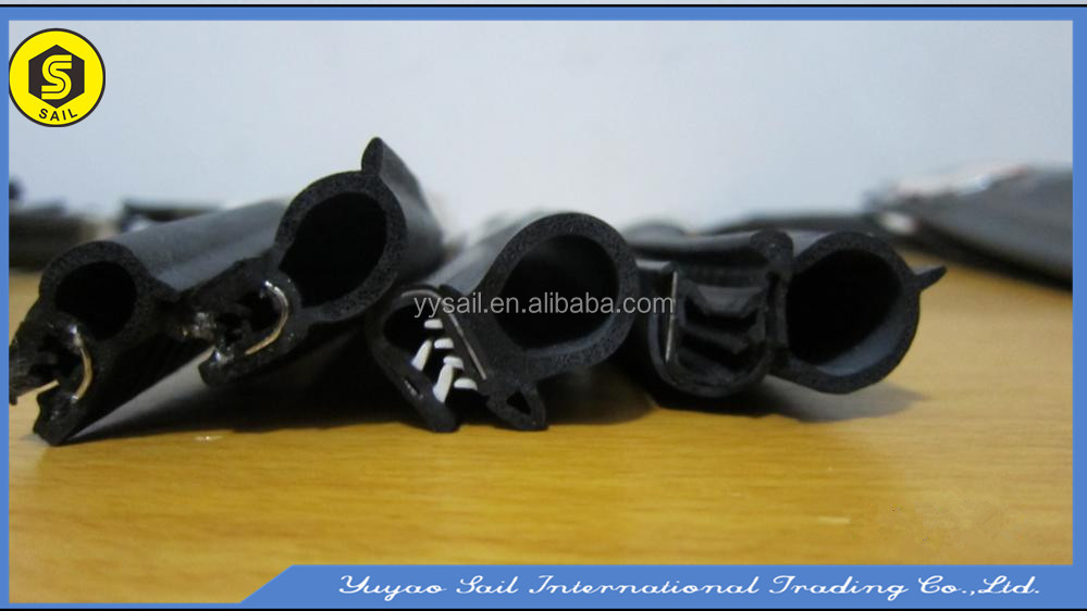 high qaulity and low price extruded rubber seal