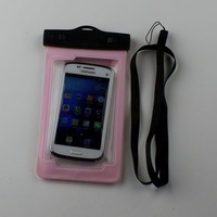 Pvc Waterproof Case For Samsung Galaxy S4 Zoom