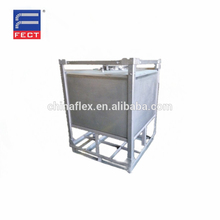 IBC Storage Tanks Stainless Steel Pallet Liquid Container For Sale