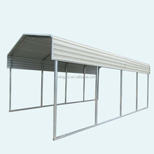 Steel frame shelter house