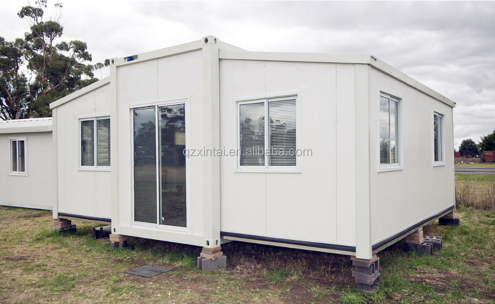2017china prefab luxury houses for family living export prefab tiny houses/prefab kits house/container house prcice