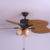 Factory price cooling fan fancy ceiling fan light