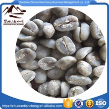 Chinese coffee beans shell,broken green coffee beans,arabica green coffee beans