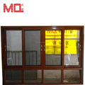 China supplier Aluminum sliding windows factory .cheap house windows for sale