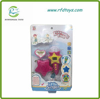 Toys for kids educational musical electronic microphone