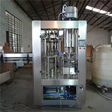 CE ISO oil liner filling machine