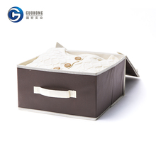 polyester fabric toy storage box organizer