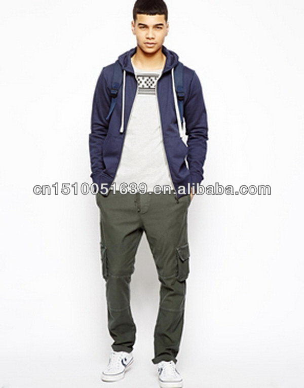 Stocking man sport pants with direct to garment printer