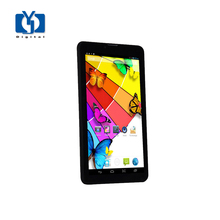 2017 hot android tablet 7 inch dual-core 1.3GHZ call-touch smart body building tablet with factory price
