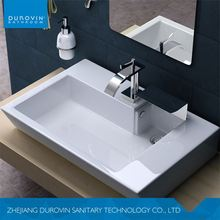 New coming simple design cornet wash basin from manufacturer