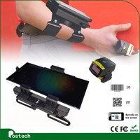 2D portable barcode data collector for Warehouse Distributor Center solutions