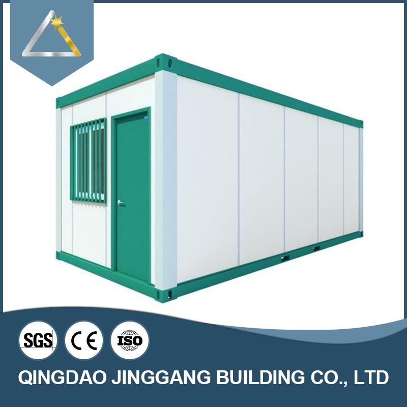 Manufacturer Earthquake Proof Fast Construction House Container