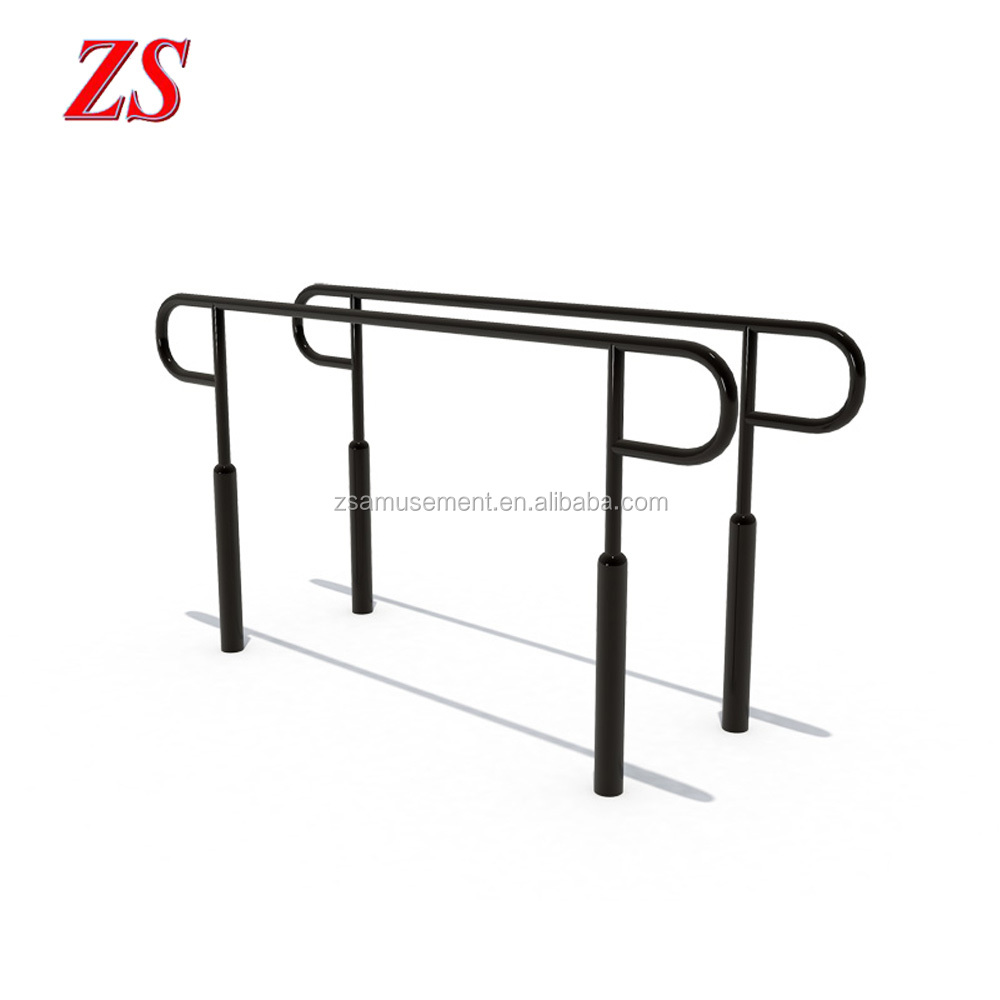 china fitness equipment factory price sale park parallel public outdoor gym kids fitness equipment