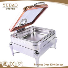 5 star indian restaurant hotel hospital kitchen equipment supplies wholesale cheap price food warmer chafing dish