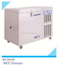 BIOBASE China -86 Degree Horizontal Type Ultra-low Temperature Freezer