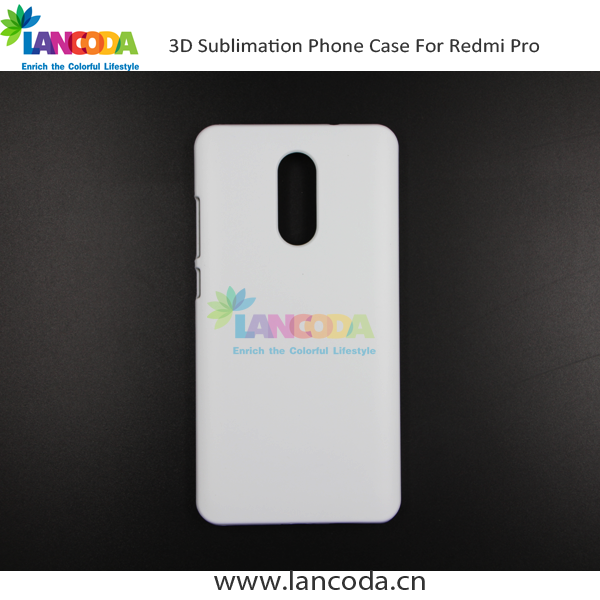 products 3D Sublimation Blank Phone case for Redmi Pro