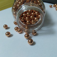 99.9% pure 3mm 4mm 5mm 7mm 8mm Solid Copper balls copper sphere