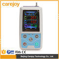 Cheap price Hospital Manufacturers PC software 24 hour recording Ambulatory rechargeable digital blood pressure monitor