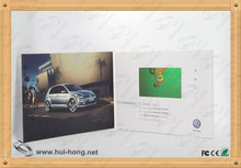 car bus mini mp4 advertising media player with game video