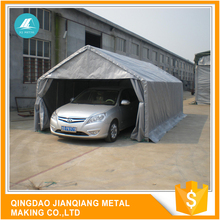 JQA1220 Mobile Steel Structure Car Parking Shed