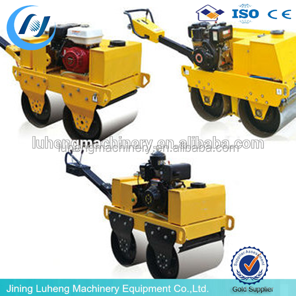 super quality and mini double drum road roller/whatsapp:+8613678678206