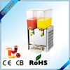 CE certificate fast refrigeration fruit juicer dispenser